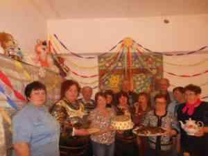 Масленица пос.Заводской