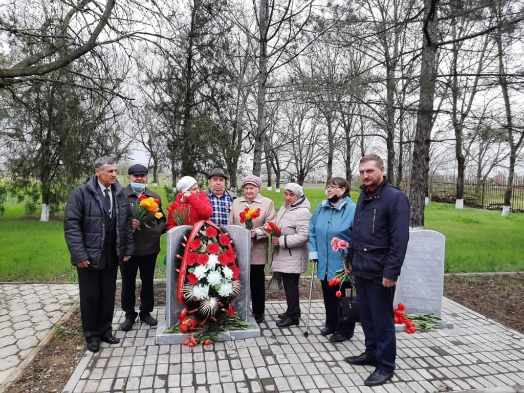 35-я годовщина трагедии на Чернобыльской АЭС