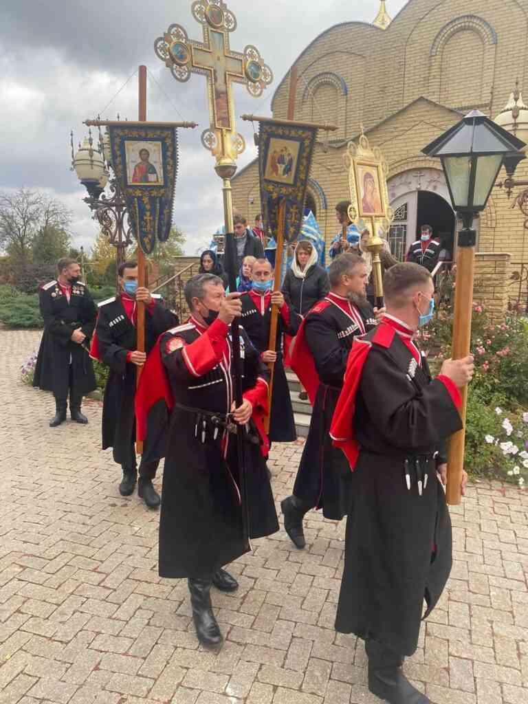 Церковный праздник Покрова Пресвятой Богородицы 4
